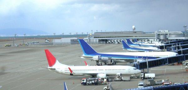 函館空港からあかぼう緊急配送